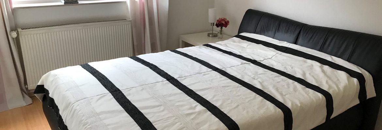 Schlafzimmer 1 - Ferienwohnung Stuhr