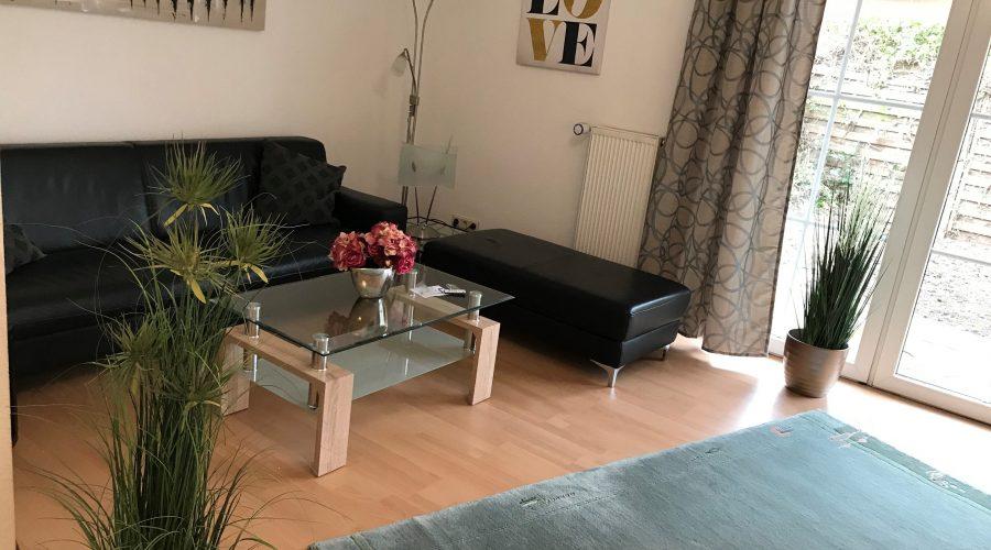 Wohnzimmer 1 - Ferienwohnung Stuhr
