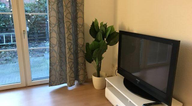 Wohnzimmer 2 - Ferienwohnung Stuhr